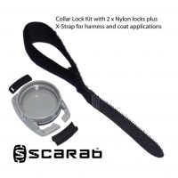 Scarab Dog Light Collar Lock Kit